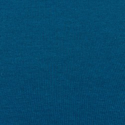 Fabric Merchants Stretch Jersey Knit Solid Teal Fabric