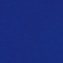 Stretch Jersey Knit Solid Cobalt