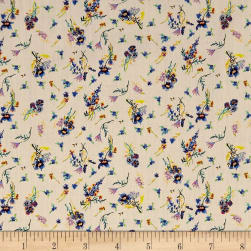 Liberty Fabrics Tana Lawn Pick a Posy Royal