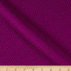 Pebble Jacquard Knit Magenta