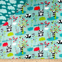 STOF France Pandipanda Cozy and Knit Double Sided