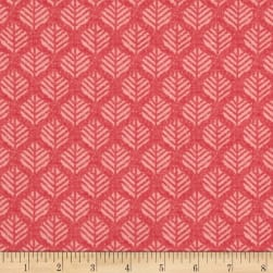 Stof France Chunilio Stretch Jersey Knit Coral