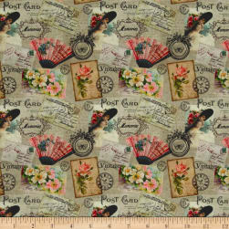 STOF France Souvenir Tle Proven Multico Fabric