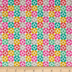 STOF France Baccara Lorraine Multicolore Fabric