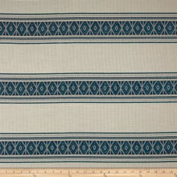 SoleWeave Outdoor Chatham Woven Blues Fabric