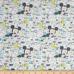 Disney Mickey Nursery Peekaboo Mickey Multi Fabric