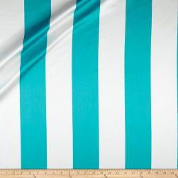 Ralph Lauren Home LCF68142F Pringle Stripe Sateen Turquoise