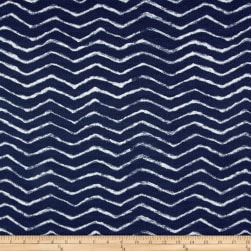 Ralph Lauren Home LCF68122F Outdoor Clovis Herringbone Ink