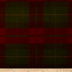 Ralph Lauren Home Coach Road Tartan Melton Wool