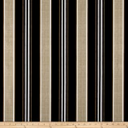 Bryant Kingston Stripe Caviar Fabric