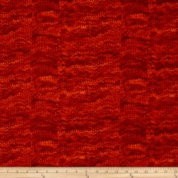 Timeless Treasures Venice Italian Marble Paper Red Fabric