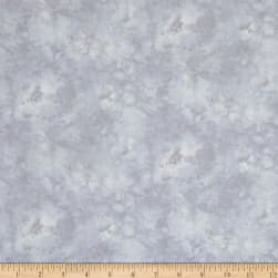 Timeless Treasures Solid-ish Watercolor Texture Mist Fabric