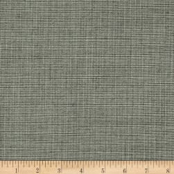 Micro Houndstooth Super 110 Suiting Tan/Black Fabric
