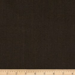 Twill Weave Super 110 Suiting Dark Brown Fabric