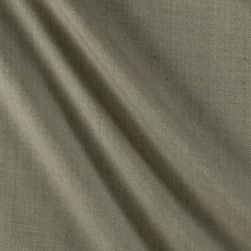 Solid Super 110 Suiting Taupe Fabric