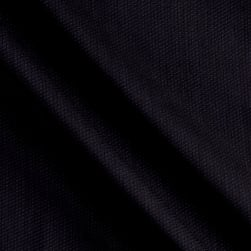 Stripe Twill Super 110 Suiting Black/Navy Fabric
