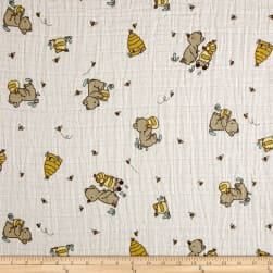 Shannon Embrace Double Gauze Banana Fabric