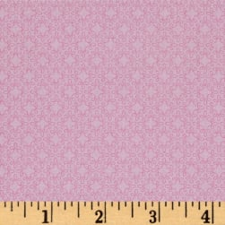 Modern Melody Basic Filigree Geo Pink
