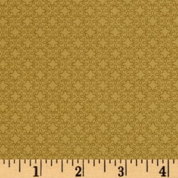 Modern Melody Basic Filigree Geo Beige Fabric