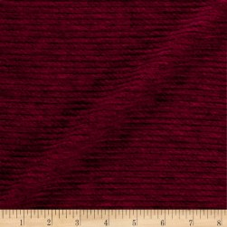 Telio Horizon Ribbed Double Knit Fuchsia Fabric