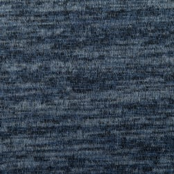 Telio Topaz Hatchi Knit Dark Denim Fabric