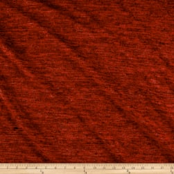 Telio Topaz Brushed Hatchi Knit Red Hot Fabric