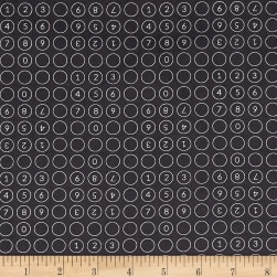 #Textme Back Lockscreen Charcoal Fabric