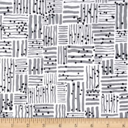 Makers Home Tatami Grey Fabric