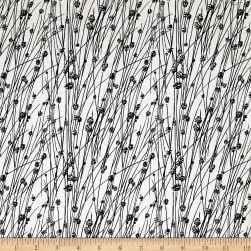 Makers Home Beach Grass White Fabric