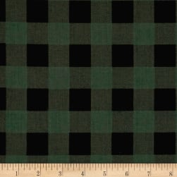 The Great Outdoors Hunting Plaid Hunter Fabric