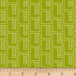 Foundation B.O.M. Facades Avocado Fabric