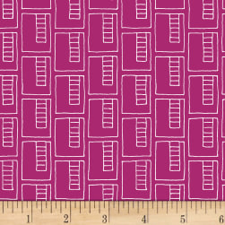 Foundation B.O.M. Facades Berry Fabric