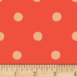 Sugarplum Spot Red/Pink Fabric