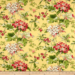 Waverly Fawn Hill Citrus Fabric
