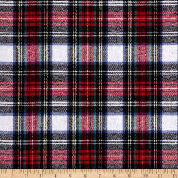 Yarn Dyed Flannel Dallas Plaid Multi