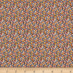 Liberty Fabrics Tana Lawn Pepper Orange Fabric