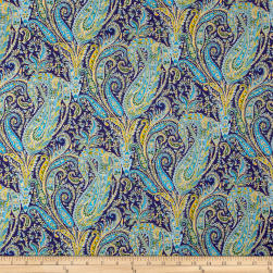 Liberty Fabrics Tana Lawn Felix and Isabelle Blue