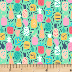 Dear Stella Life's A Beach Pineapple Dream Multi