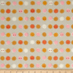 Cotton + Steel Sunshine Sunshine Grey Fabric
