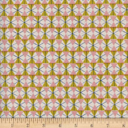 Cotton + Steel Welsummer Chicken Wire Spring Fabric