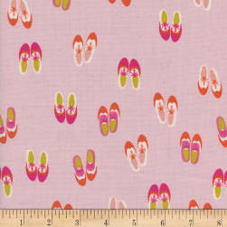 Cotton + Steel Panorama Sunrise Oxfords Lollipop Fabric