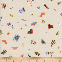 Cotton + Steel Rifle Paper Co Amalfi Explorer
