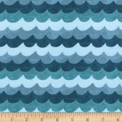 Cotton + Steel Rifle Paper Co Amalfi Waves