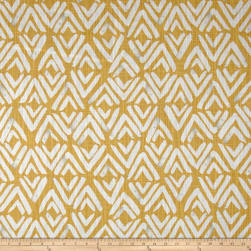 Premier Prints Fearless Slub Canvas Brazilian Yellow Fabric