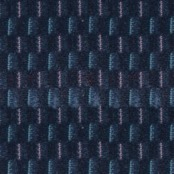 Abbey Shea Scottsdale Velvet Ocean Blue Fabric