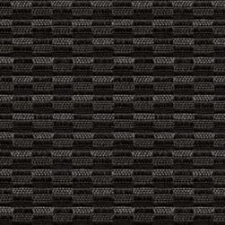 Abbey Shea Commotion Jacquard Charcoal Fabric