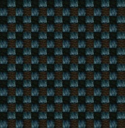 AbbeyShea Aerotex Tweed Everton Blue Fabric