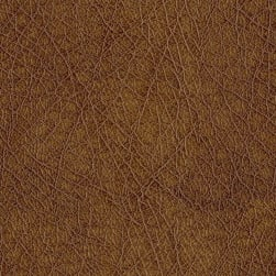 Abbey Shea Houston Faux Leather 8009 Amber Fabric