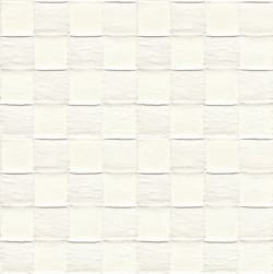 Abbey Shea Colonial Vinyl White Fabric