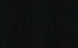 Abbey Shea Snakeskin Vinyl 9009 Ebony Fabric